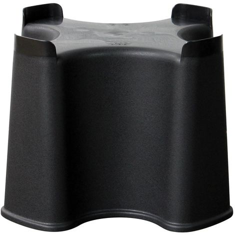 Strata Slim Space Saver Water Butt Stand Black High Quality