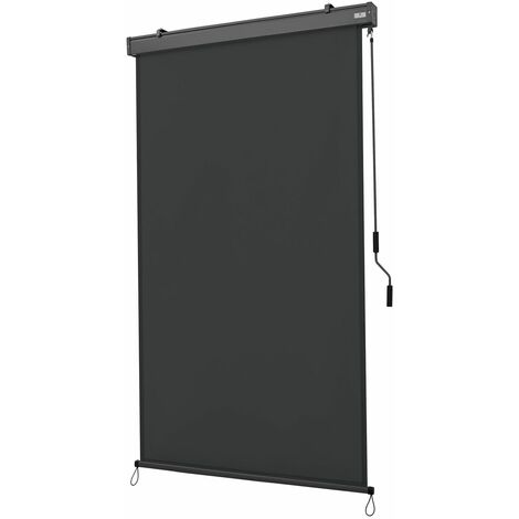 Strattore Store Vertical Extensible 120x250 cm - Anthracite