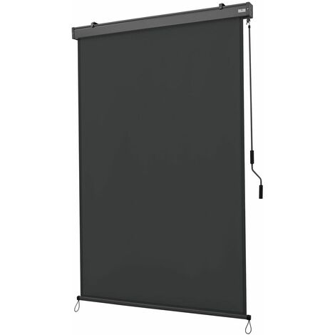 Strattore Store Vertical Extensible 140x250 cm - Anthracite