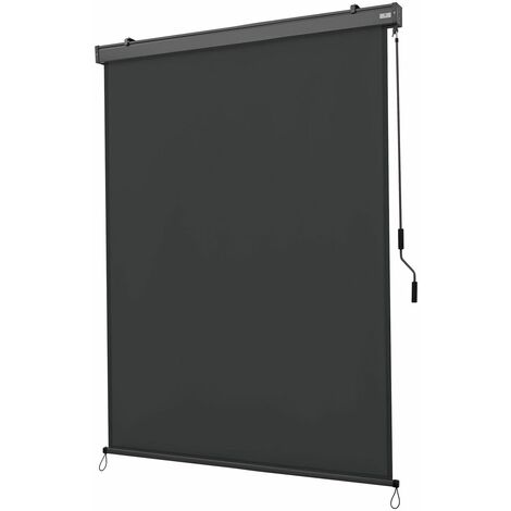 Strattore Store Vertical Extensible 160x250 cm - Anthracite