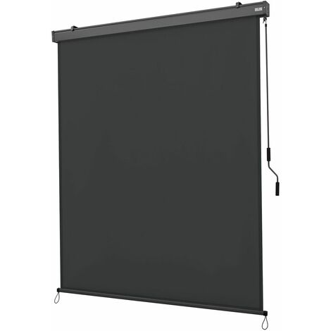 Strattore Store Vertical Extensible 180x250 cm - Anthracite