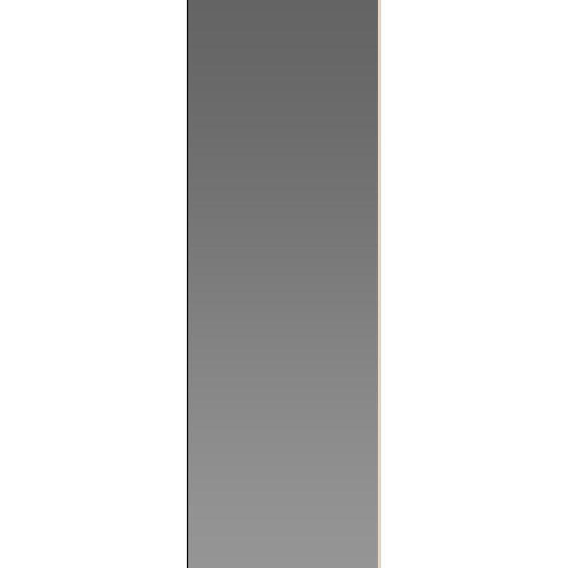 Image of Stripe Wallpaper Bold 3 Colour Pattern Textured Black Silver Cream