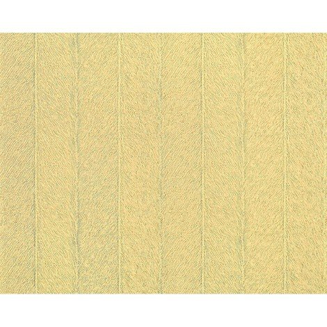 Striped paste the wall wallpaper XXL EDEM 952-22 hot embossed non-woven fur copy subtle stripes beige light brown caramel 10.65 m2