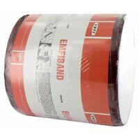 Striscia adesiva sigillante a freddo rosso mattone EMFI 15cm x 10m