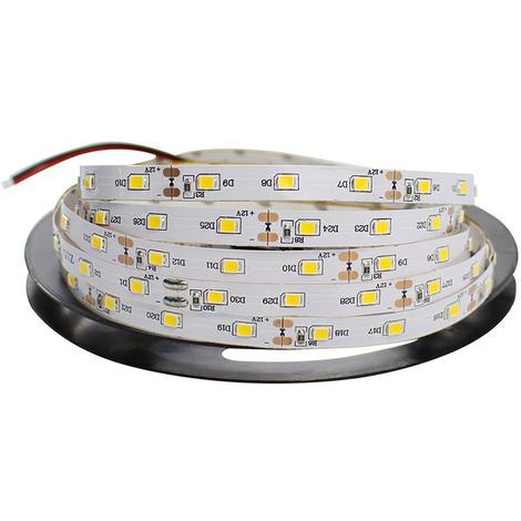 Altissima luminosità STRISCIA LED bianco caldo SMD 300 LED 5M 5 METRI