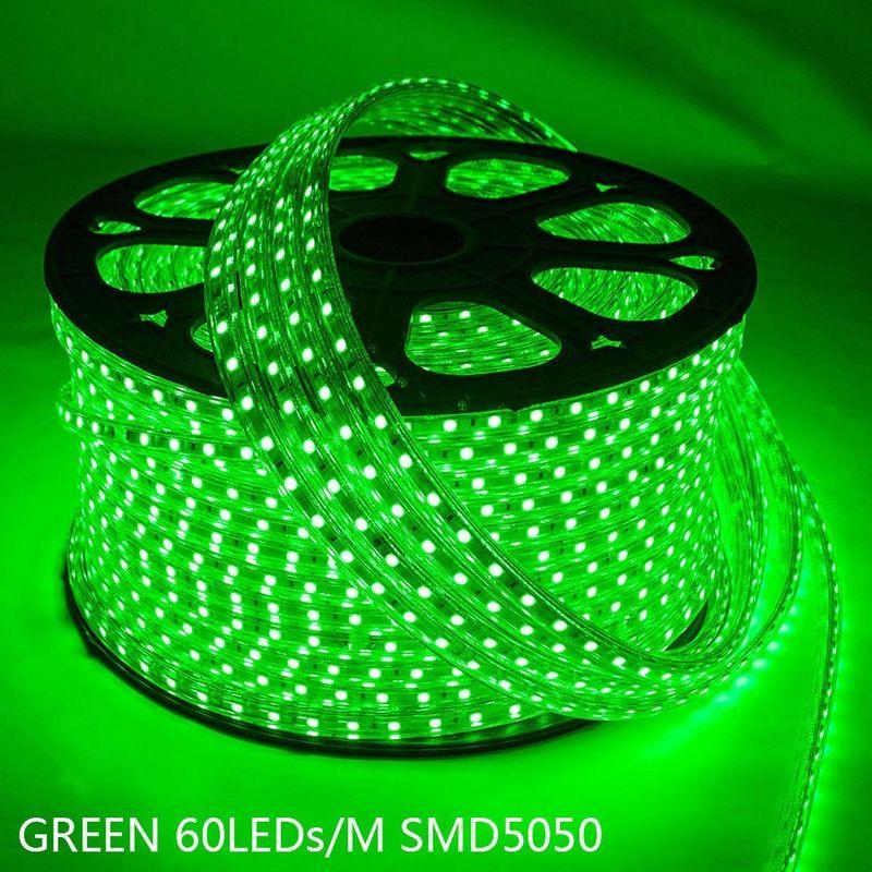 STRISCIA ADESIVA LED SMD LUCE MULTICOLOR SMD5050 60LED VENDITA A METRO STRIP RGB