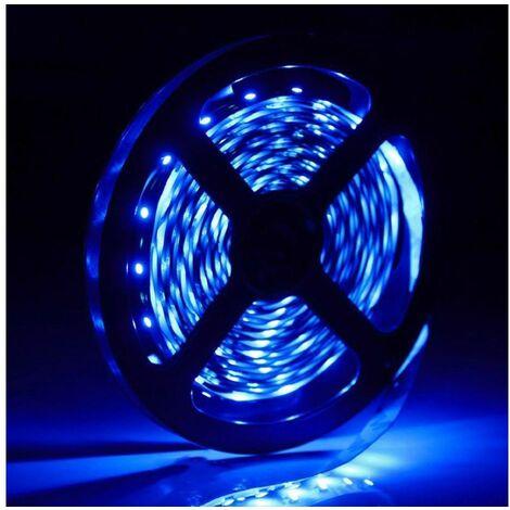 Luce Neon Tubo 9 M Luce Blu Nastro con 1080 LED ip44 per esterno
