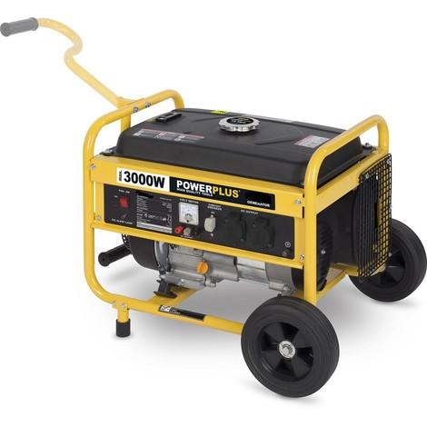 Stromerzeuger 3000 W 7 PS Generator Stromaggregat Notstromaggregat Aggregat