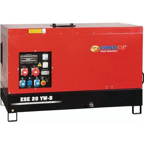 Stromerzeuger ESE 20 YW-B 17,6 kVA,14 kW Diesel ENDRESS