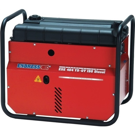Stromerzeuger ESE 406 YS-GT ISO Diesel 3,2 kVA,2,9 kW Diesel ENDRESS