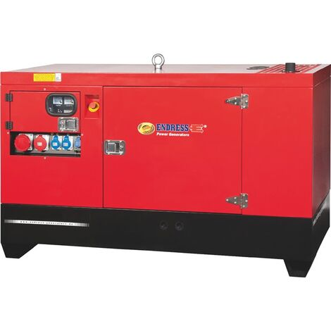 Stromerzeuger ESE 50 YW-B 44 kVA,35,2 kW Diesel ENDRESS
