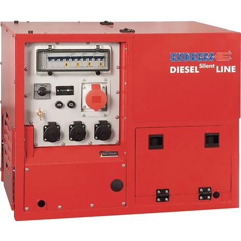 Stromerzeuger ESE 608 DHG ES DI ISO DUPLEX Silent 6 kVA,4,8 kW Diesel ENDRESS