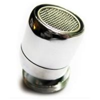 Strong chromed brass adjustable swivel tap nozzle spout aerator m24 male 24mm