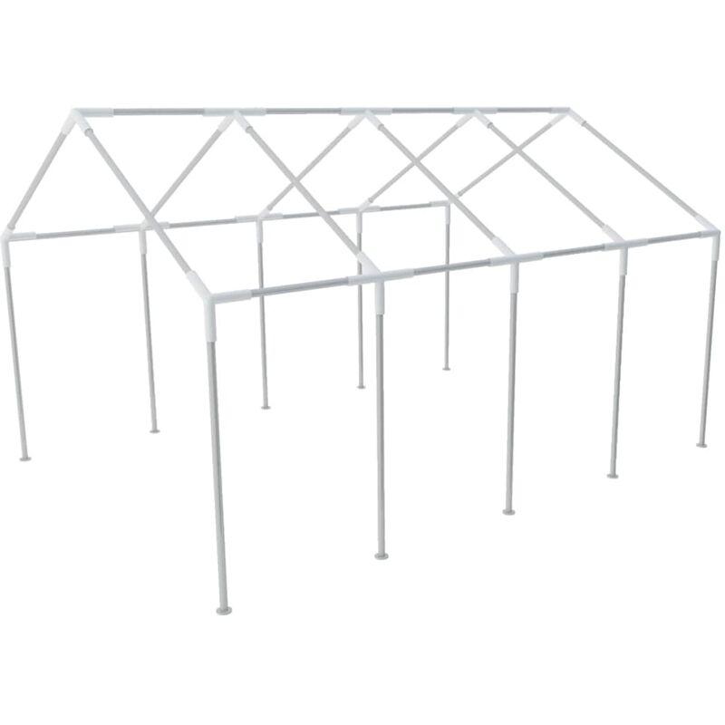 Youthup - Structure de tente chapiteau pavillon jardin 8 x 4 m