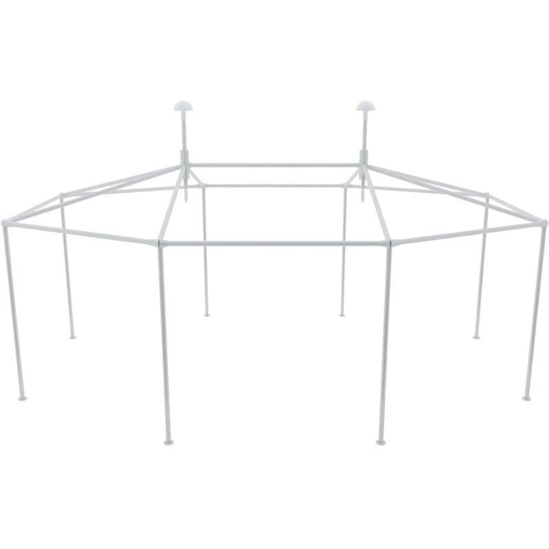 Structure de tente chapiteau pavillon jardin et les accessoires