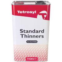 STT005 Standard Thinners 5ltr
