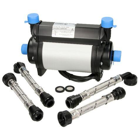 Stuart Turner 1.5 Bar Twin Impeller Shower Pump - Bristan Varispeed Showerforce