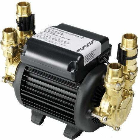 Stuart Turner Shower Pump Monsoon S4.0 Bar 2 Impeller Positive