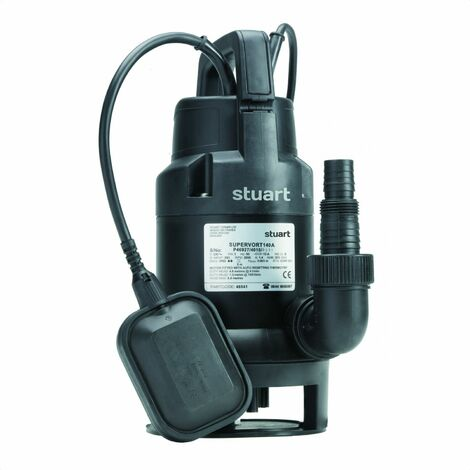 Stuart Turner Submersible Supervort 240A Pump - 46542