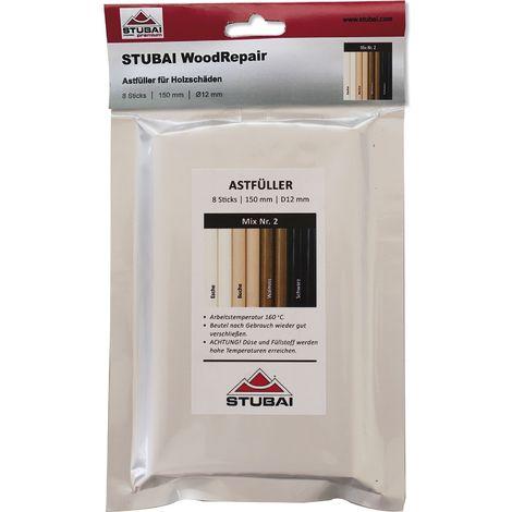 STUBAI WoodRepair 150 mm, 8 Sticks Mix Pack 2