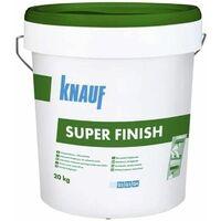 Stucco in pasta 20Kg Super Finish Knauf