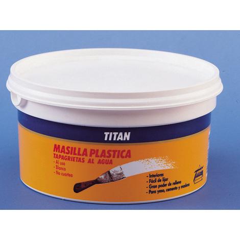 Stucco in pasta bianco Titan