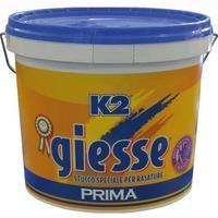 STUCCO IN PASTA K2 Mod. GIESSE Confezione da 20 Kg per Rasature