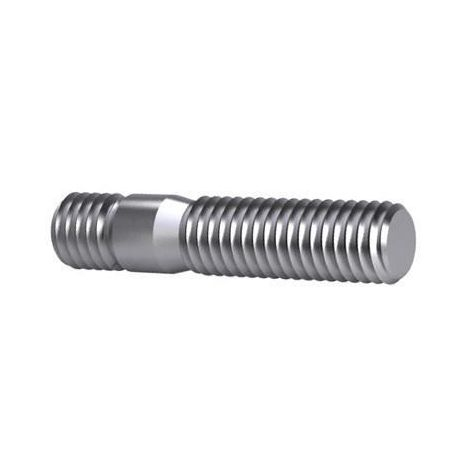 Stud metal end ≈ 1d DIN 938 Stainless steel A4