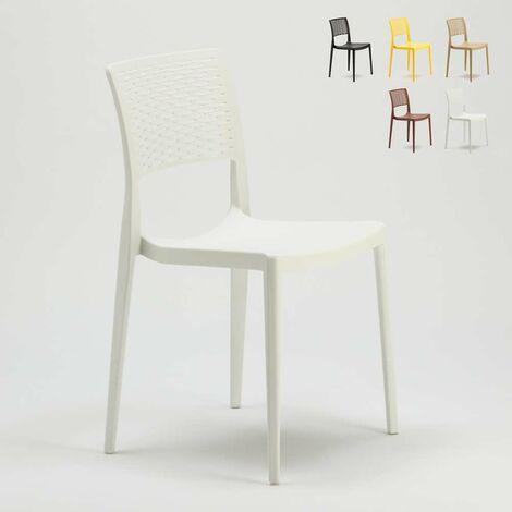 Stühle Gartenstühle Terrasse Küchenstuhl CROSS