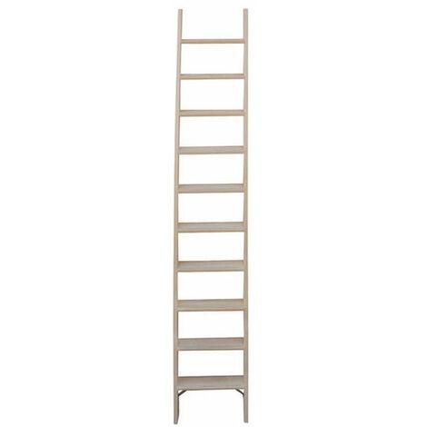Stufenleiter aus Holz mit 8cm Stufen (in verschiedenen Größen erhältlich)