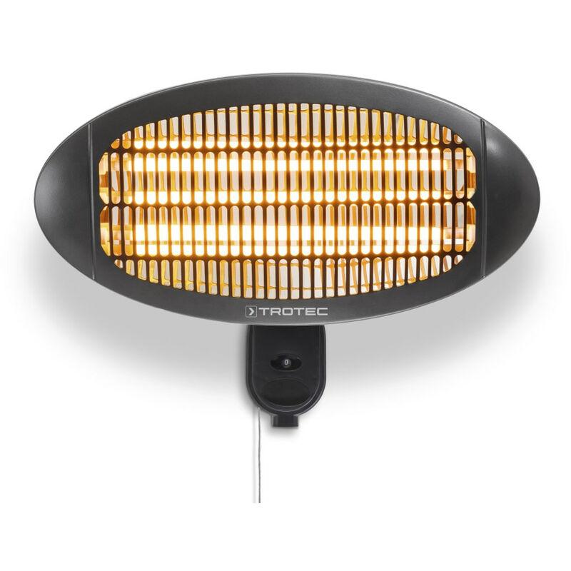 Trotec Stufetta a raggi infrarossi IR 2000 S