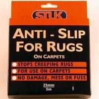 STUK Anti Slip for Rugs On Carpets