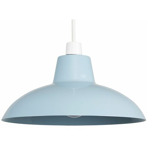 Style Metal Easy Fit Ceiling Pendant Light Shade
