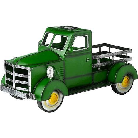 Style Solar Truck Garden Planter,Car Flower Pot Planter,Style Solar Truck Planter,Vintage Truck Garden Planter,Gifts for The Home