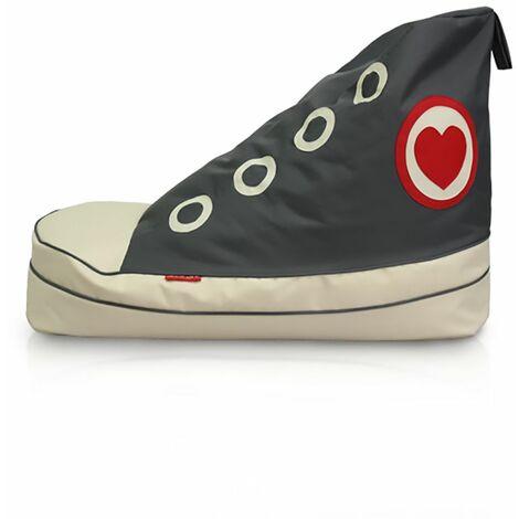Stylish Shoe Boot Bean Bag/Seat (sneaker style) bean bag - Pink