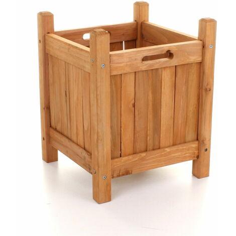 Stylish Wooden Planter