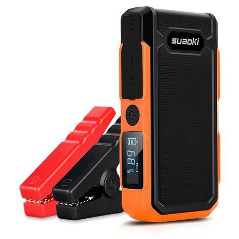 Démarrage De U10 20000mah Batterie Démarreur800a Suaoki PkZuXi