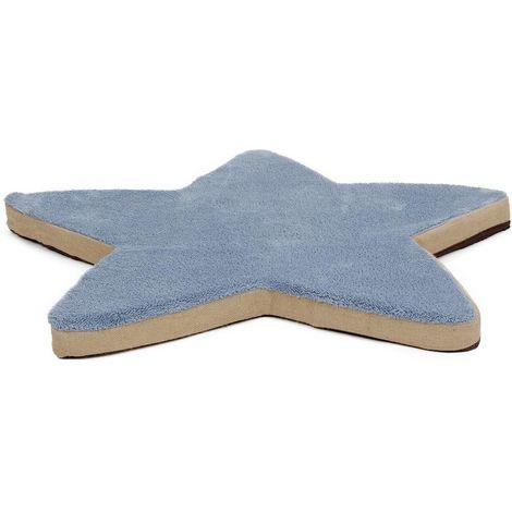 Suave colchón en forma de estrella para perros y gatos Ferribiella