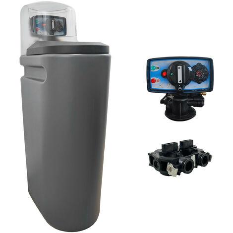 Suavizador de agua 30L Fleck 5600 MC válvula cronométrica mecánica