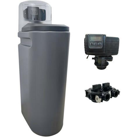 Suavizador de agua 30L Fleck 5600 SXT válvula volumétrica electrónica