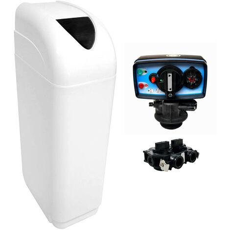 Suavizador de agua 8L Fleck 5600 MC válvula cronométrica mecánica