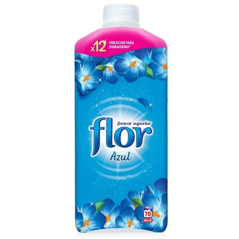 Suavizante Concentrado Flor Azul 1,5 L (70 Dosis)