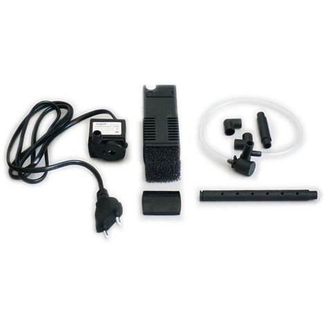 Submersible Internal Fish Tank Filter Aquarium Filter Pump