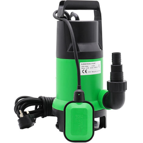 Submersible Water Pump for dirty water 15000L/H/1100W