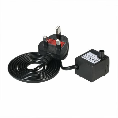 """main image of """"Submersible Water Pump with One Nozzle 4.9ft(1.5m) Power Cord AC220-240V"""""""