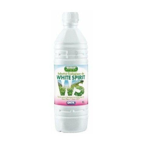 Substitut de white spirit bouteille 1 litre - ONYX