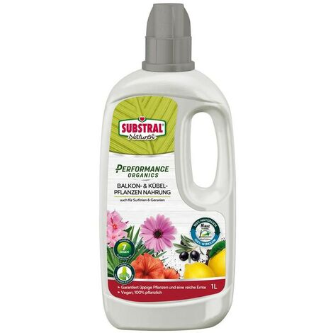 Substral Naturen Food Performance Organics pour plantes - 1 L