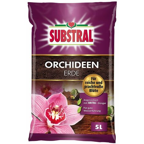 SUBSTRAL® Orchideenerde 5 Liter