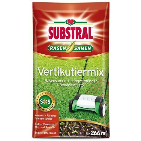 Substral Réparateur pelouse après tondeuse - 8 kg