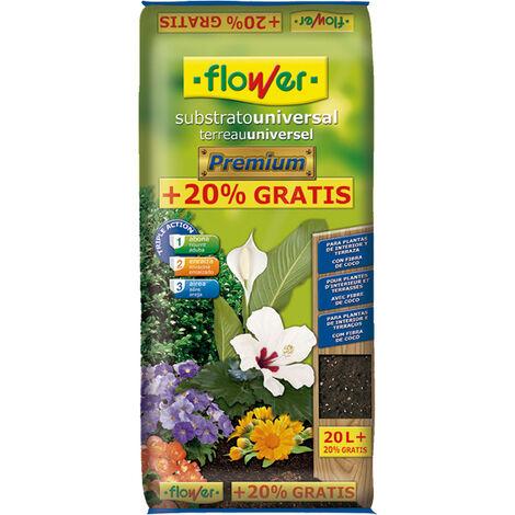 Substrato flower premium + 20%